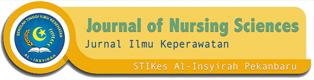 Journal of Nursing Sciences STIKes Al-Insyirah Pekanbaru